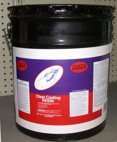Laminating Resin Home Depot