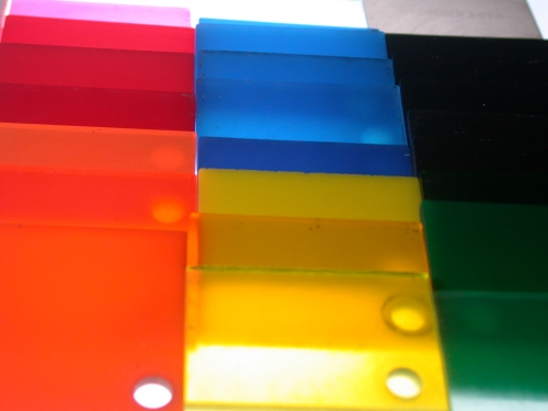 Custom Cut Plastic Sheets